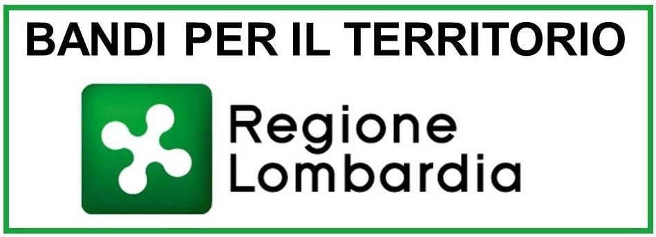 bandi  attivi Regione Lombardia