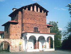 Chiesa della madonna di Dio il sà
