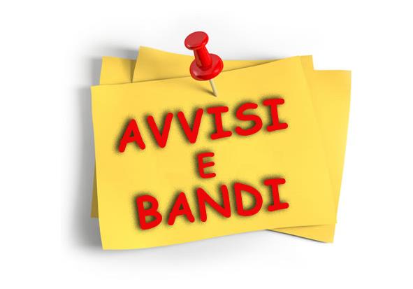AVVISO BANDI