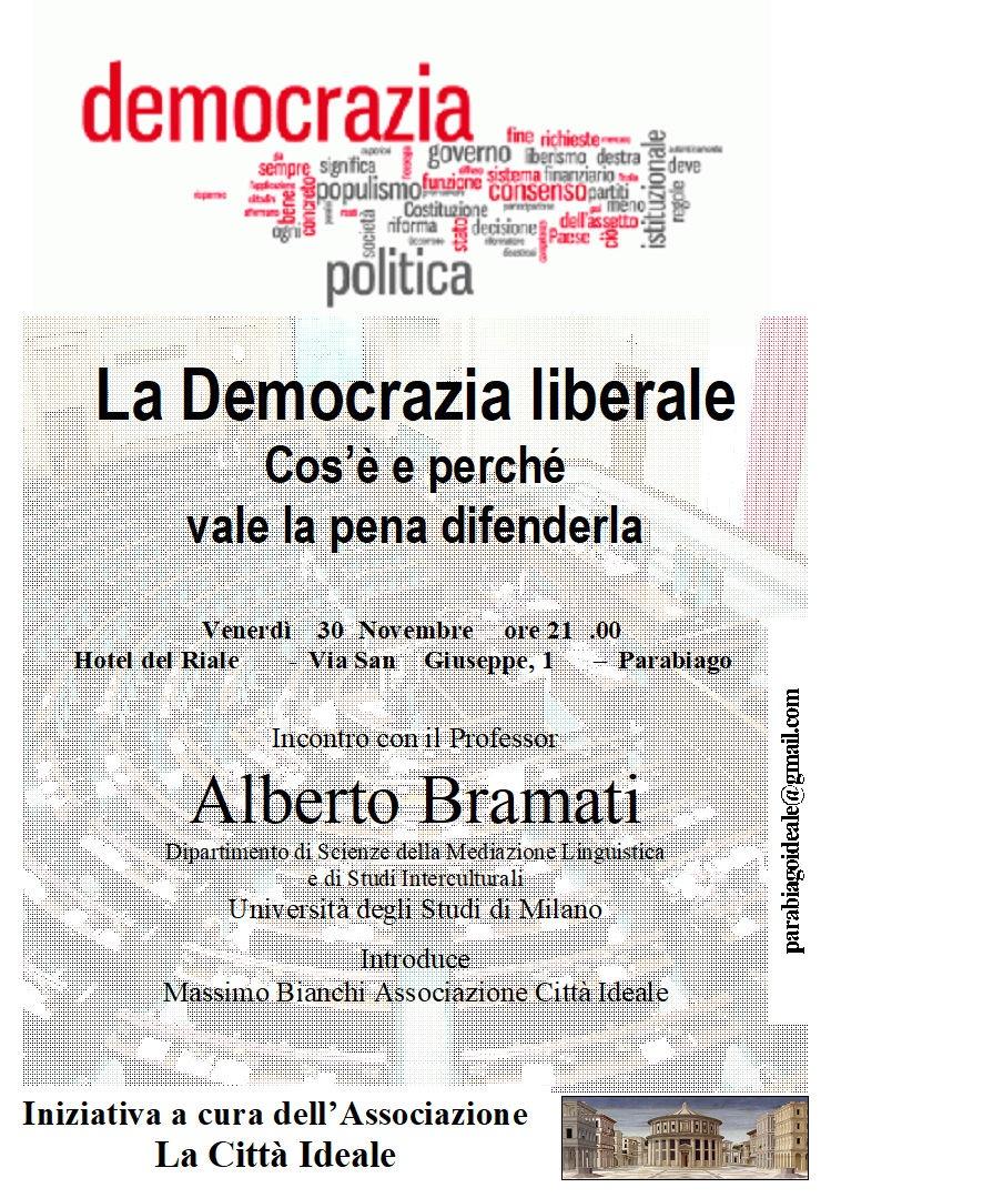 incontri democrazia liberale
