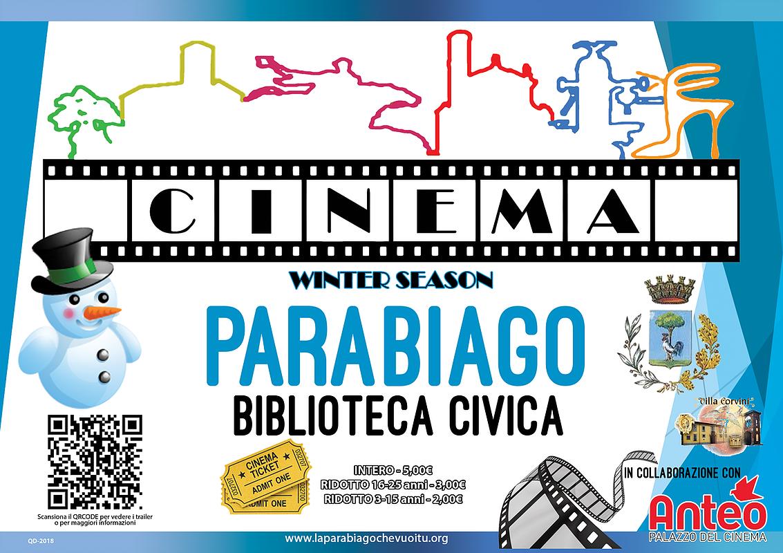 cinema invernale