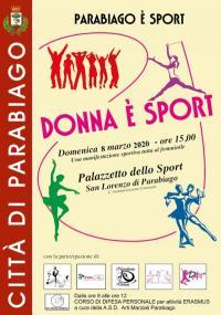donna è sport