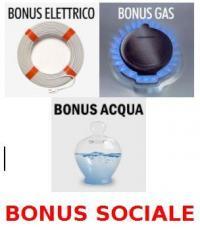 BONUS ENERGIA GAS ED IDRICO