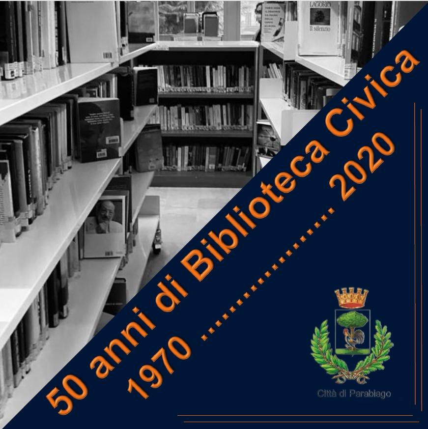 50 anni di Biblioteca!
