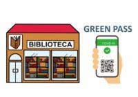 green pass biblioteca