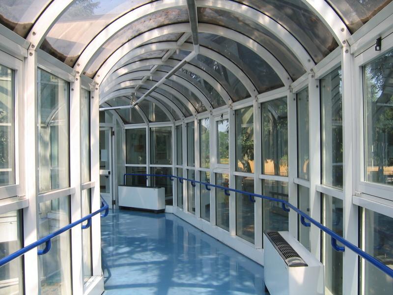 Il tunnel panoramico
