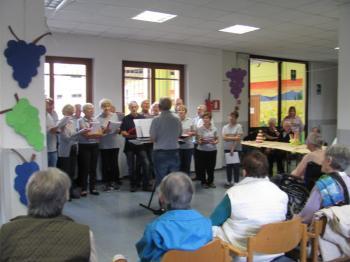 Festa dell'uva - Coro di Canegrate