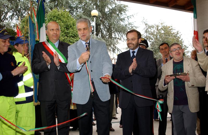Inaugurazione anno 2005